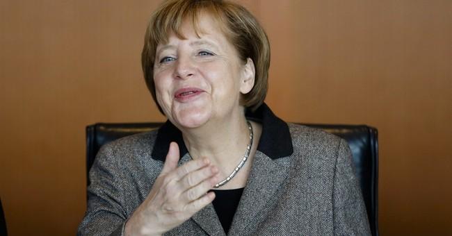 Germany's Merkel welcomes Greek bailout agreement