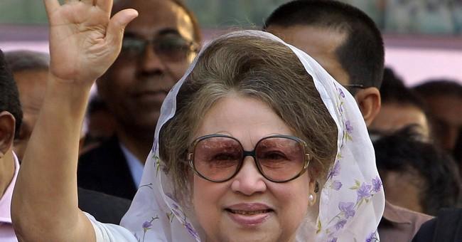 Bangladesh court issues arrest warrant for former leader Zia