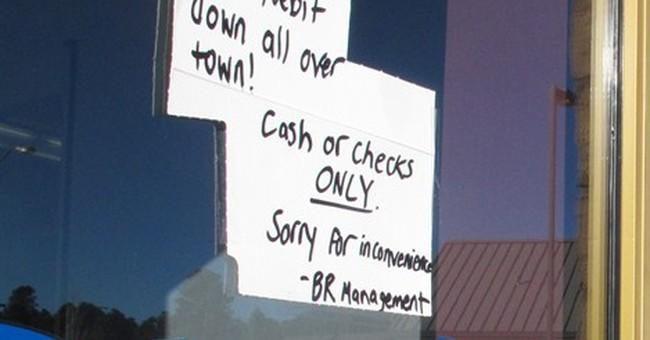 Vandalism in Arizona shows the Internet's vulnerability