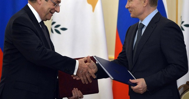 Cyprus signs military deal to let Russian navy ships dock