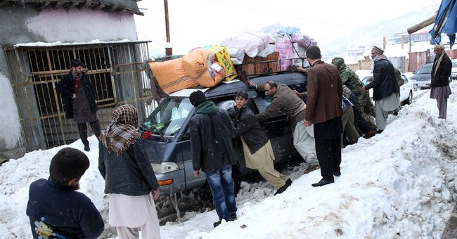 Official says Afghan avalanches kill at least 124 people