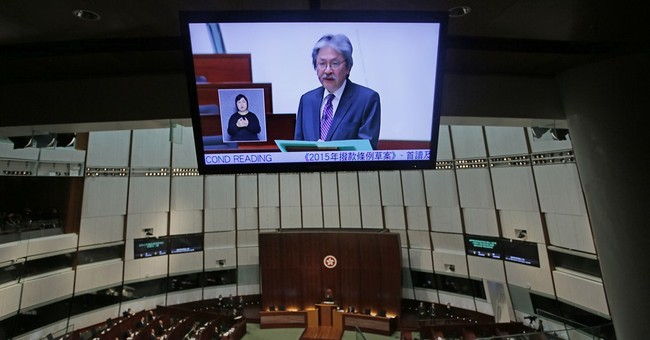 Hong Kong budget offers relief to protest-hit businesses
