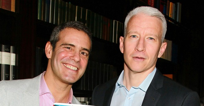 Cooper and Cohen are made for each other _ onstage