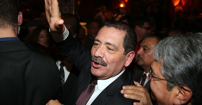 Garcia says 'working class' to power bid for Chicago mayor
