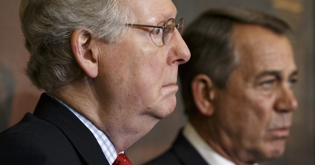 DHS bill exposes holes in GOP's congressional  coordination
