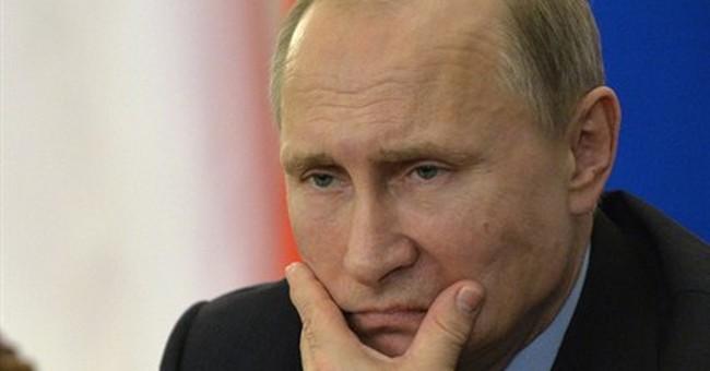Putin threatens Ukraine with gas cutoff