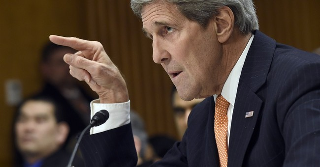 Kerry braces for Day 2 of quizzing on Capitol Hill