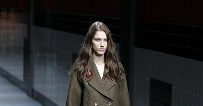 New Gucci designer debuts as Milan celebrates youth
