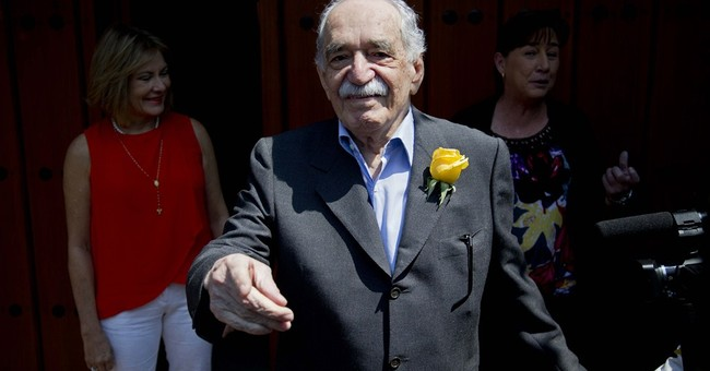 Texas paid $2.2M for Garcia Marquez archive