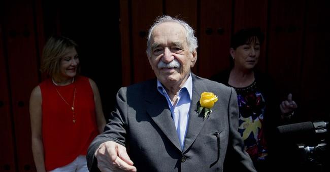 Texas paid $2.2M for Garcia Marquez archive