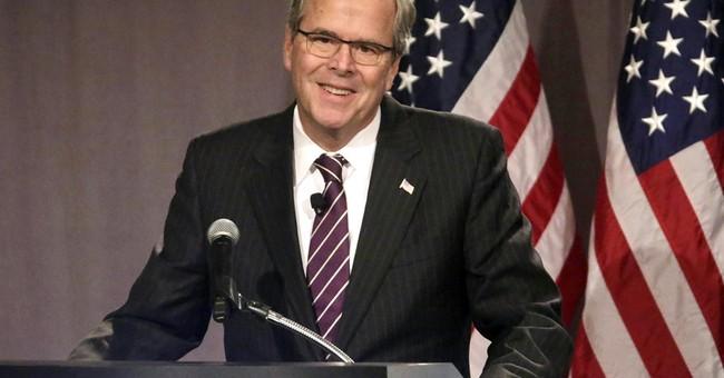 GOP's Jeb Bush working to reassert conservative credentials