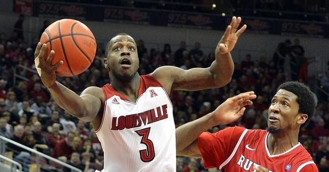 Ex-Louisville guard Jones pleads not guilty to rape, sodomy