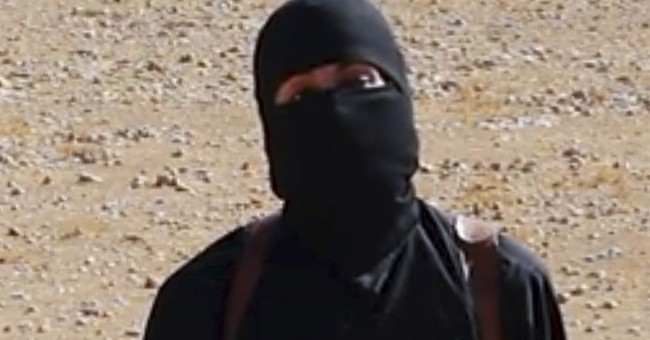 Pirates call it sickening to see 'Jihadi John' in team hat