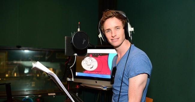 "AP Exclusive: Redmayne lends voice to ""Thomas & Friends"""