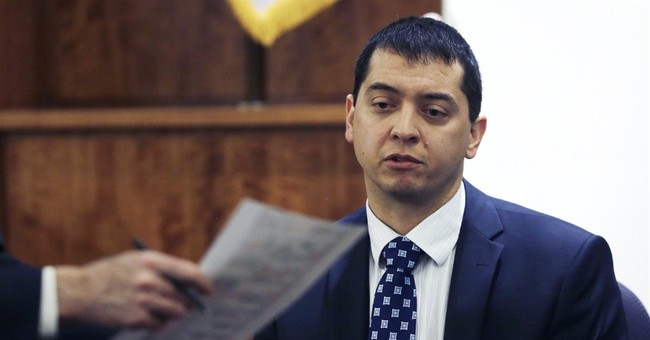 Video shows Hernandez dancing near gas pump before killing