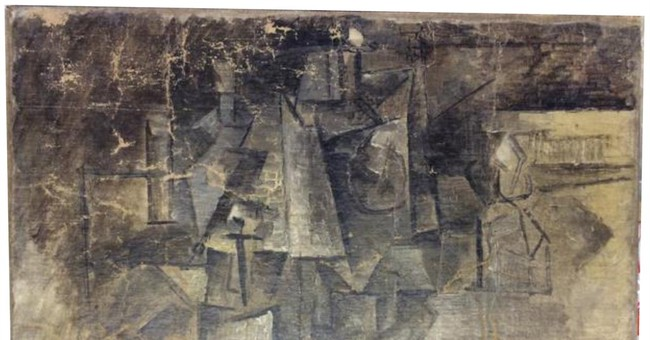 Officials: Stolen Picasso smuggled into US, labeled 'craft'