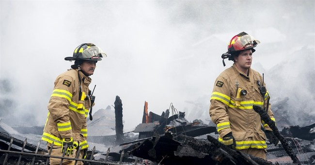 Official: Remains of 3 recovered from Washington state fire
