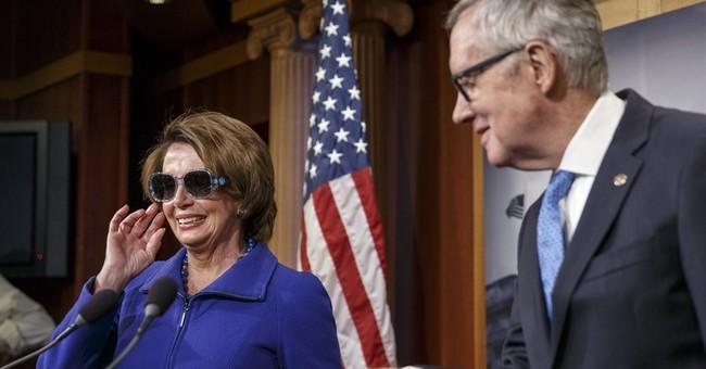 Capitol Hill Buzz: Pelosi teases Reid with dark glasses