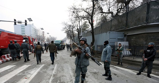 Turkish soldier killed in attack on embassy vehicle in Kabul