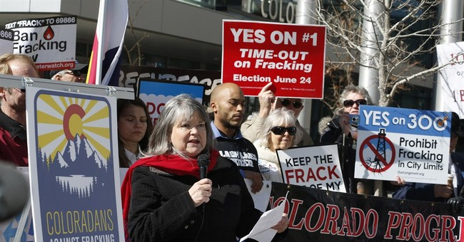 Group backs off plan to put fracking ban on Colorado ballot