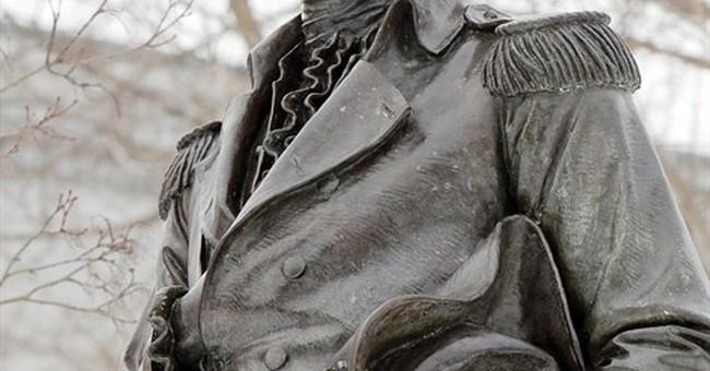 New book tells story of Revolutionary War hero John Stark