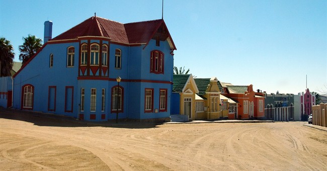 New name for Namibian town is a tongue-twister