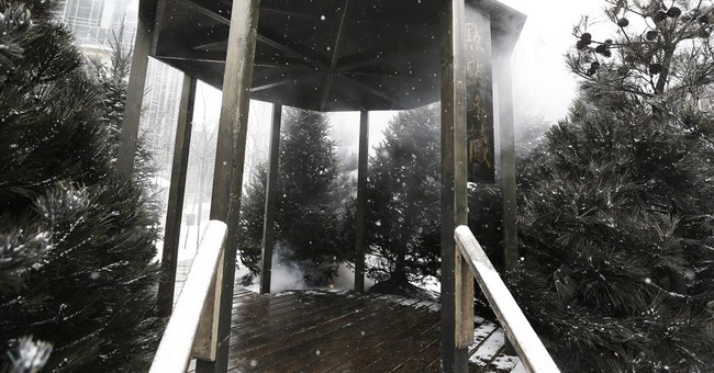 Fog machine in art installation prompts false fire alarms