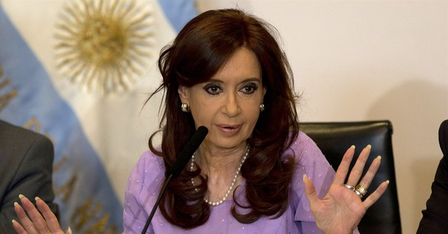 Victory for Argentine leader as judge rejects cover-up case