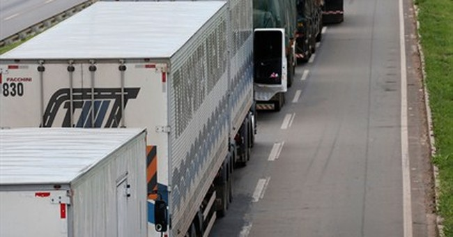 Protesting truckers and Brazilian government reach agreement