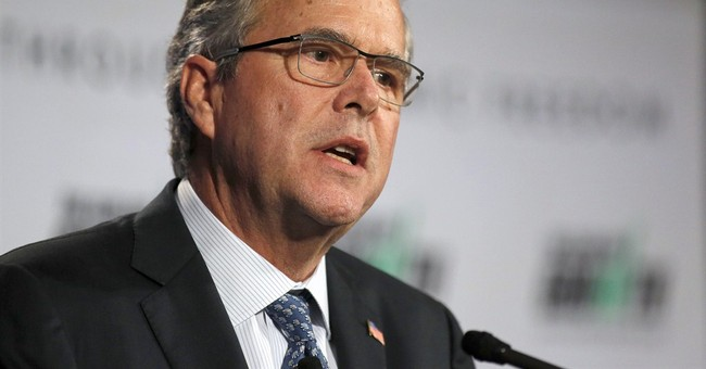 Bush defends his conservative credentials ahead of CPAC