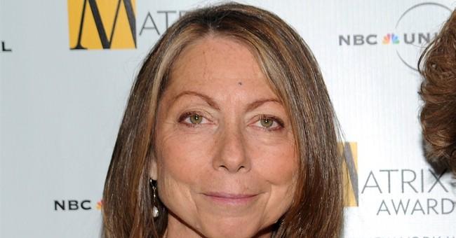 Former NYT executive editor Jill Abramson has book deal