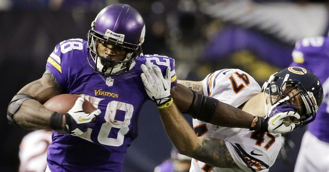 Peterson just 1 of the players left in limbo by ruling