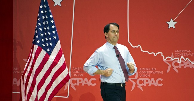 Walker: Protesters prepared him to confront global terrorism
