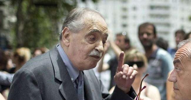 Argentina prosecutor Julio Cesar Strassera dies at 81