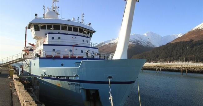 Arctic research vessel Sikuliaq prepares for final trials