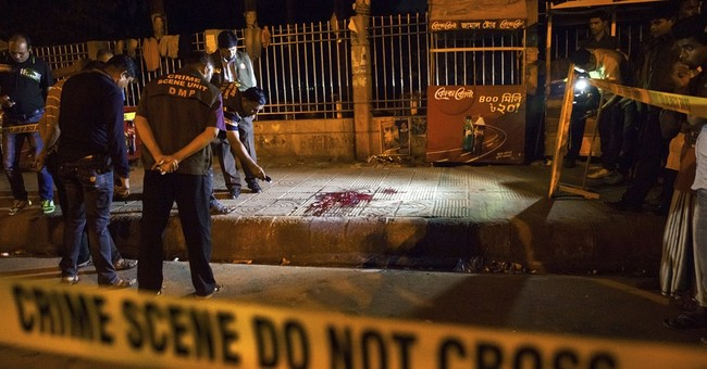 Unidentified attackers hack US blogger to death in Dhaka