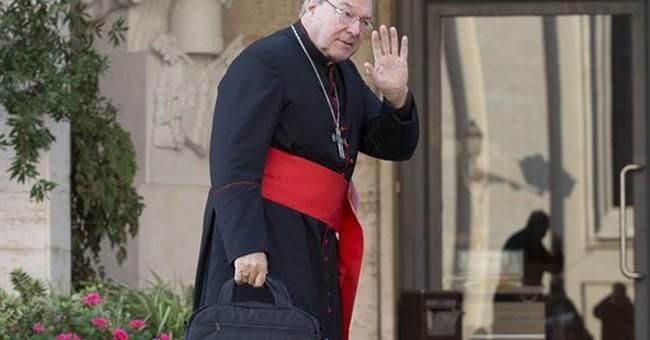 Vatican denounces leaks of documents on finance reforms