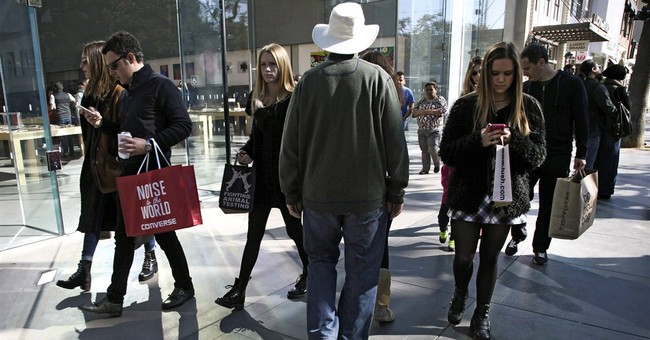 US consumer sentiment slips in February on icy weather