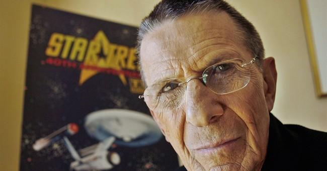 Leonard Nimoy, famous as Mr. Spock on 'Star Trek,' dies