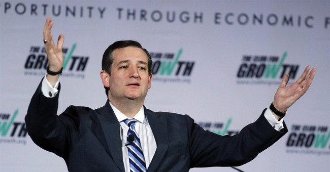 Cruz tells anti-tax group 'No' to Common Core in schools