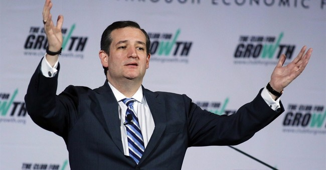 Cruz tells anti-tax group 'No' to Common Core in schools
