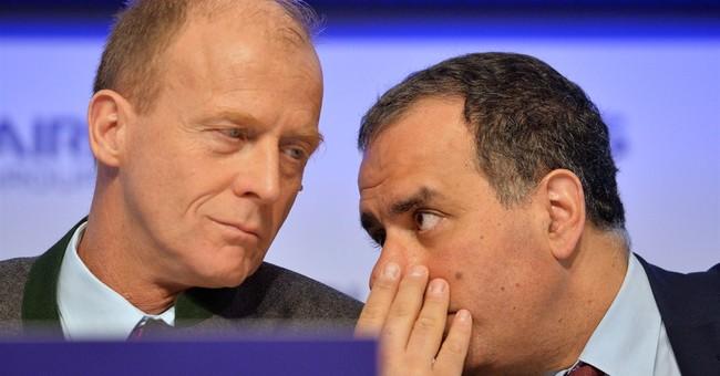 Airbus says net profit soared in 2014