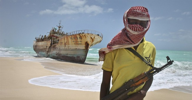 Somali pirates release 4 Thai sailors held nearly 5 years