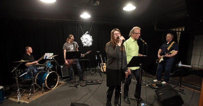 Rock 'n' roll dreams come true for adults at Minnesota camp