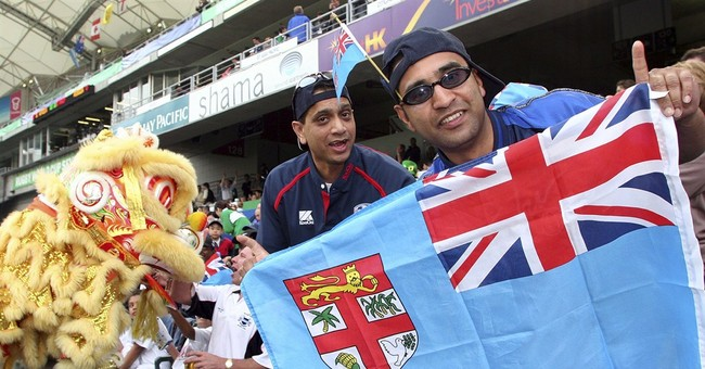 Fijians get to design new flag as nation ditches Union Jack