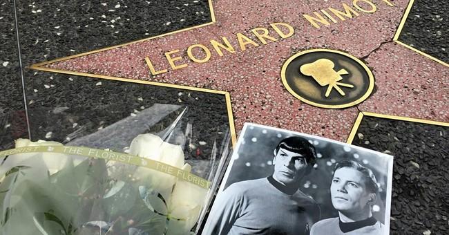 As Spock, Leonard Nimoy gave a character enduring life