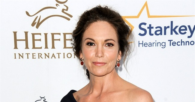 Diane Lane sees ghosts in her return to NYC stage