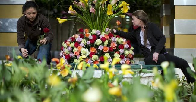 Lights, camera, blossom! Disney films inspire floral fantasy