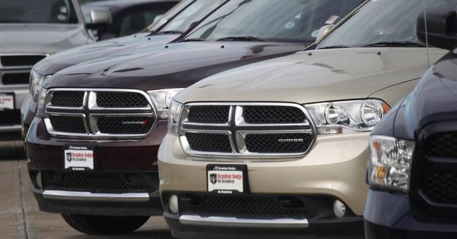 Fiat Chrysler recalls 467K SUVs for possible stalling