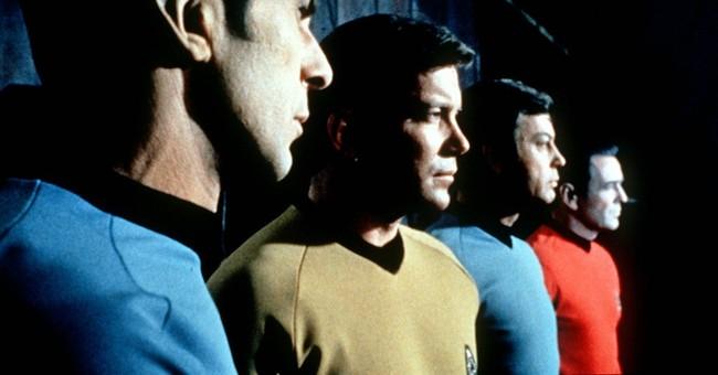 Spock's ears: A pointy trademark for Leonard Nimoy